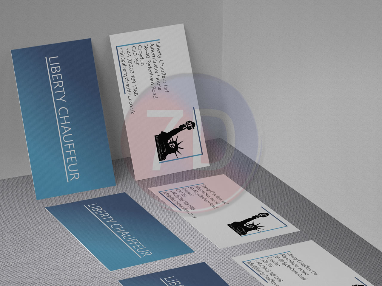 Business Cards - 7D Web Design